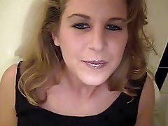Blonde Creampie Mature MILF