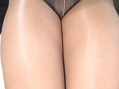 Amateur Close Up Stockings