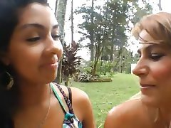 Brazil Close Up Lesbian