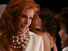 Group Sex Celebrity Redhead Threesome
