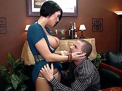 MILF Big Tits Brunette Wife