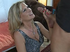 Mature Blonde Wife Housewife