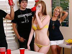 Redhead Drunk Cute Fisting