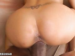 Babe Big Cock Blowjob Cumshot