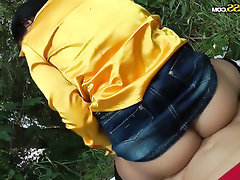 Blowjob Fetish Panties Public