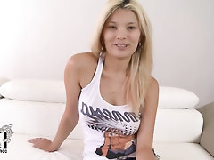 Amateur Asian Casting Latina