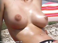 Big Tits Amateur Public
