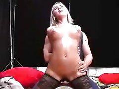 Big Boobs Blonde POV