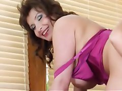 Big Boobs Cumshot German Mature