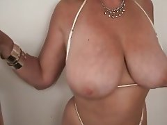 Big Boobs Blonde Mature Hardcore