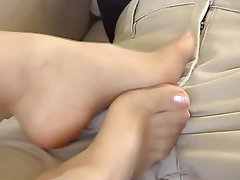 Pantyhose Foot Fetish Stockings