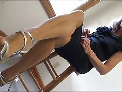 Foot Fetish Mature Pantyhose Stockings