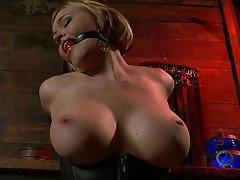 BDSM Big Tits Blonde Boobs