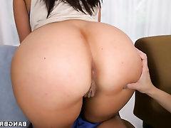Big Ass Blowjob Cumshot Handjob Latina