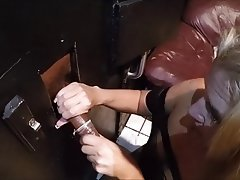 Amateur Blowjob Gloryhole Handjob