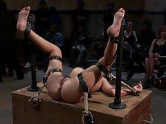 BDSM Rough Fisting Fucking
