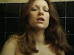 Blowjob Hairy Shower Stockings