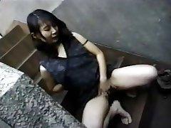 Amateur Japanese Masturbation MILF