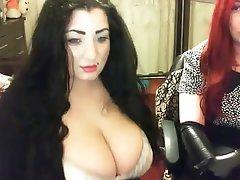 Femdom POV Webcam