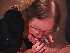Amateur Blowjob Mature Old and Young Redhead