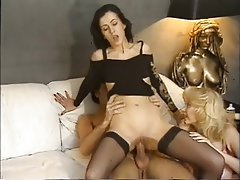 Anal Mature Double Penetration Group Sex