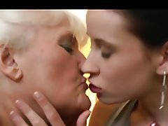 Lesbian MILF Old and Young