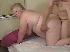 Amateur Granny Handjob Big Boobs