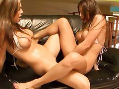 Ass Licking Babe Big Boobs Lesbian