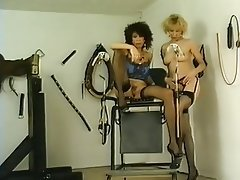 German Group Sex Medical MILF Strapon