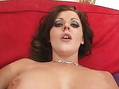 Big Boobs Brunette Cumshot Interracial