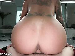 Big Ass Blowjob Cumshot Handjob Lesbian