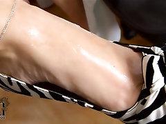 Blowjob Ebony Feet Fetish Secretary