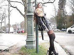 Amateur French Latex Voyeur