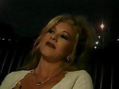 Blowjob Facial MILF Blonde