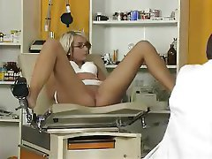 German Granny Mature Medical