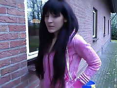 Blowjob Brunette Facial Old and Young Teen