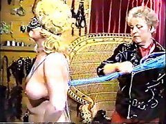 BBW BDSM Big Boobs German Vintage