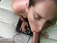Amateur Blowjob Cumshot Masturbation