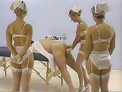 Femdom Lingerie Medical Spanking
