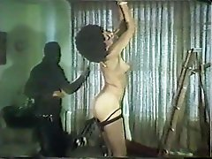 BDSM Bondage Spanking Stockings Vintage